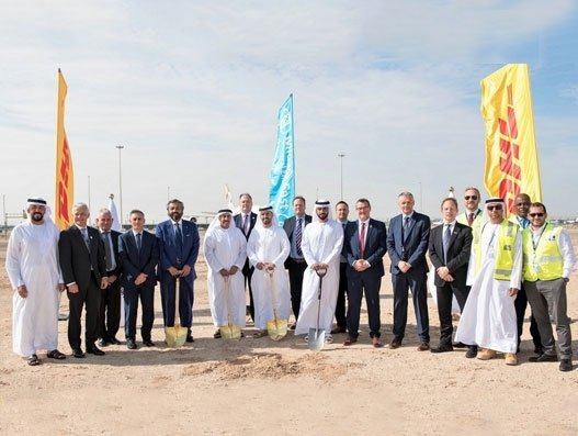 DHL Express' Dh365 mn Abu Dhabi facility to be operational by 2021