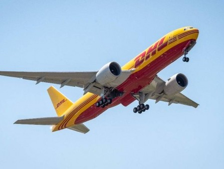 DHL successfully flies two Himalayan brown bears to Jordan