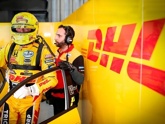 DHL GF provides logistics support for back-to-back Japan's racing events