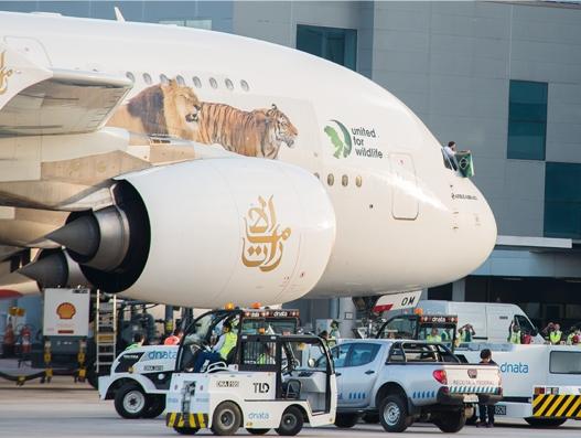 dnata Brazil handles Emirates' A380 service to Sao Paulo