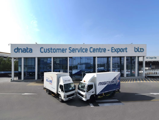 dnata strengthens position in freight forwarding industry