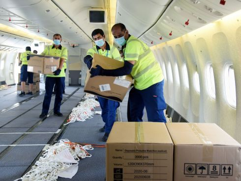 dnata continues its support to airlines, local communities