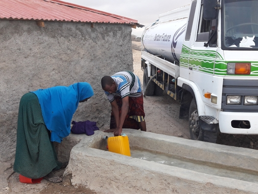 DP World comes to aid of drought affected Somaliland