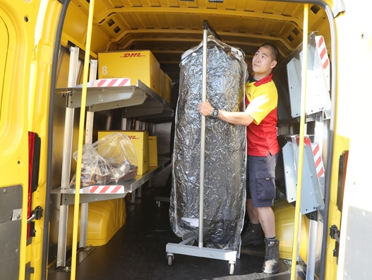 DHL strengthens ties with multiple fashion organisations