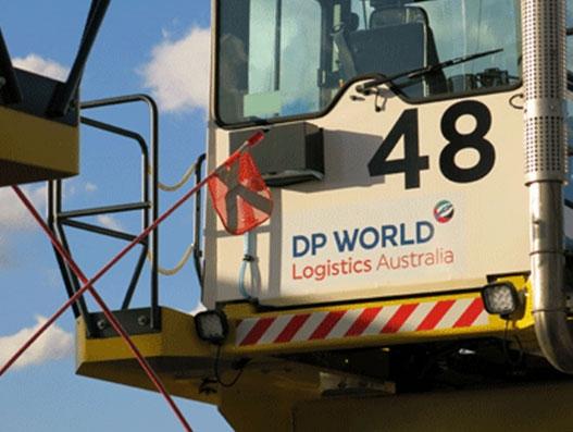 DP World unveils new logistics arm in Australia