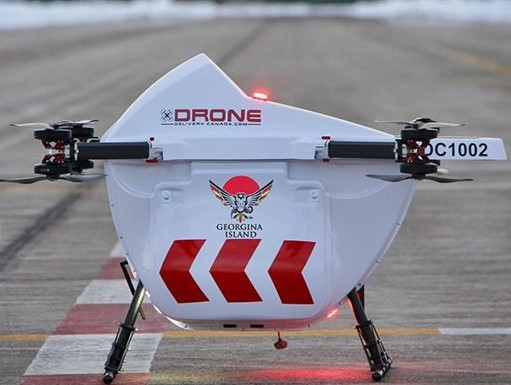 Drone Delivery Canada joins research project with Toronto University, Ford Motor