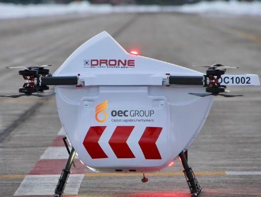 Drone Delivery Canada to provide drone solutions to First Nations