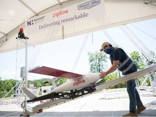 Drone delivery will continue to thrive post-pandemic