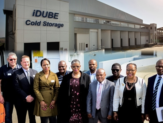 Dube TradePort SEZ gets new cold storage facility