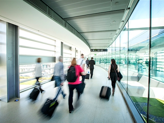 Dublin Airport sees 4 percent increase in passenger traffic in February this year