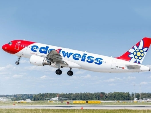 Edelweiss offers CO2 offsetting in booking process