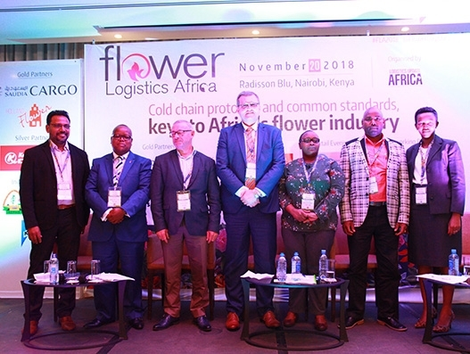 Efficiency and sustainability resonate through discussions @Flower Logistics Africa 2018