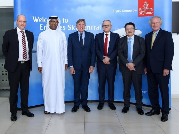 Emirates SkyCargo, Cargolux move ahead with new cargo partnership