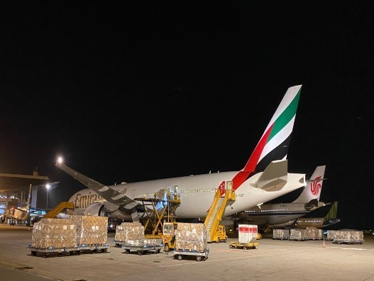 Emirates SkyCargo marks 15 years of flying cargo to Vietnam