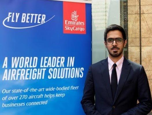 Emirates SkyCargo names Abdulla Alkhallafi as new cargo manager for India