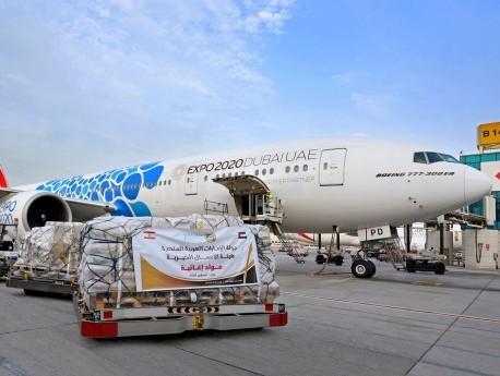 Emirates SkyCargo to deploy over 50 cargo flights to Lebanon