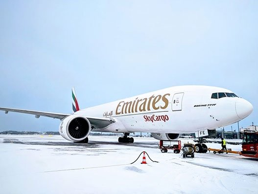 Emirates SkyCargo to launch new flights to India, Australia starting March 31