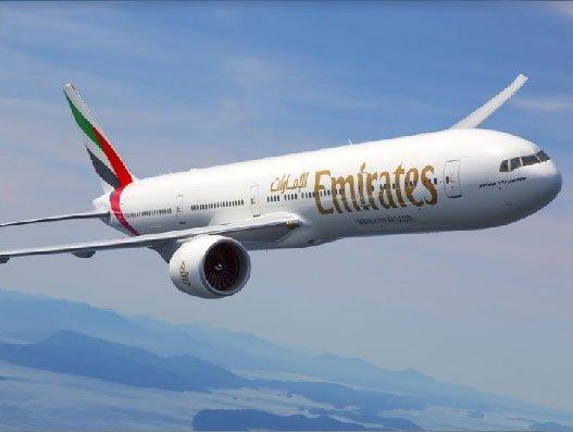 Emirates' special charter flies hazelnut paste to Australia