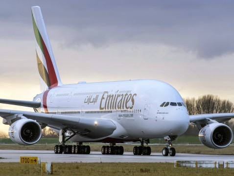 Emirates to deploy A380 on Dubai-Toronto route