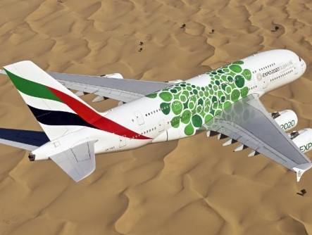Emirates to operate A380 to Amman as part of expanded schedule