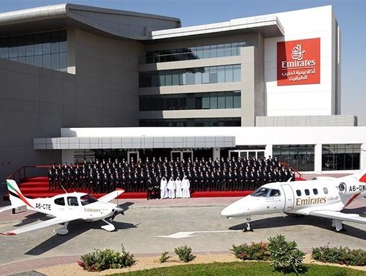Emirates unveils flight training academy in Dubai