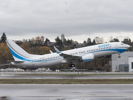 Enter Air places order for four Boeing 737-8s