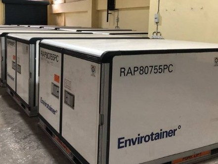 Envirotainer adds 57% more RAP e2 capacity in the US