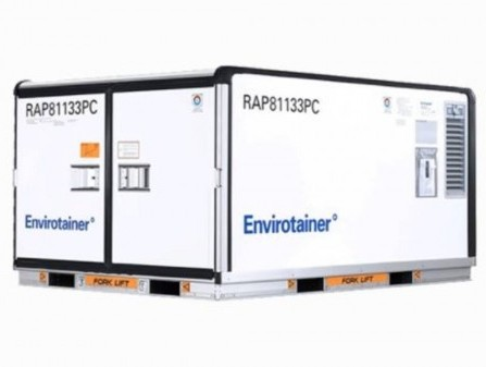 Envirotainer opens first RAP e2 station in Taipei