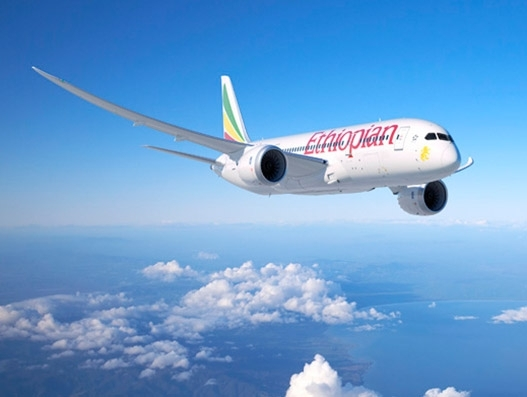 Ethiopian Airlines launches Oslo-Guangzhou freighter service