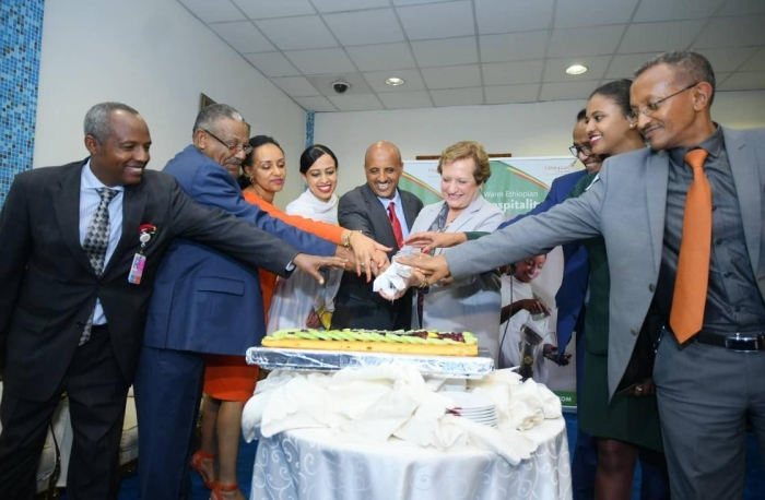 Ethiopian launches 787 Dreamliner services to Manchester