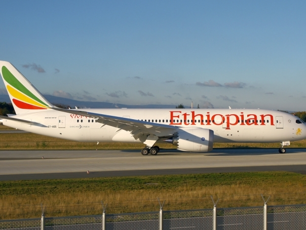 Ethiopian to start non-stop direct services to Sao Paulo