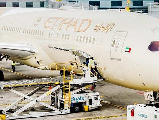 Etihad's new routes further connect east-west markets