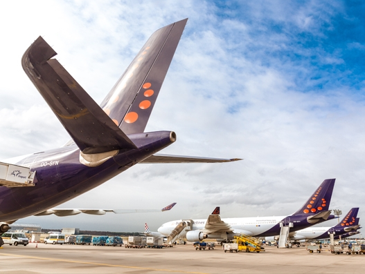 Brussels Airlines records positive cargo growth in February