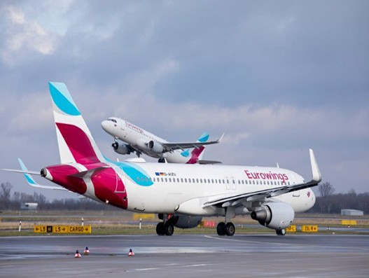 SR Technics signs major engine MRO agreement with Eurowings