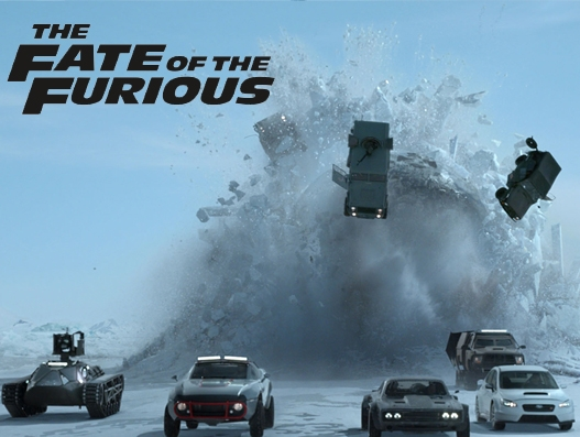 Double Ace Cargo lifted the Fate of the Furious