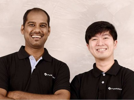 F-drones raises seed round funding with major shipping companies