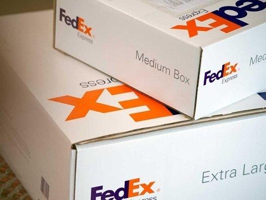 Trade disputes and split with Amazon hits FedEx profits