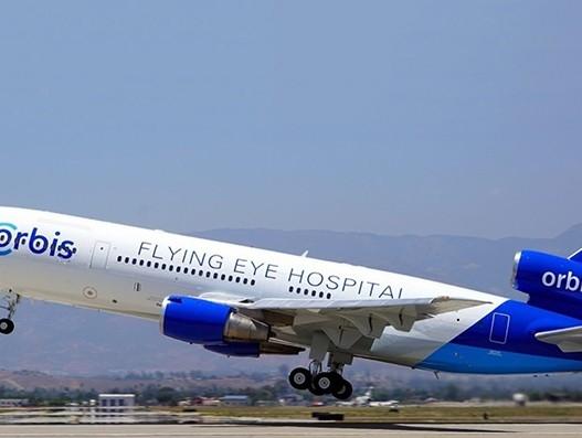 FedEx Express helps Orbis take eye hospital to the skies in Dubai