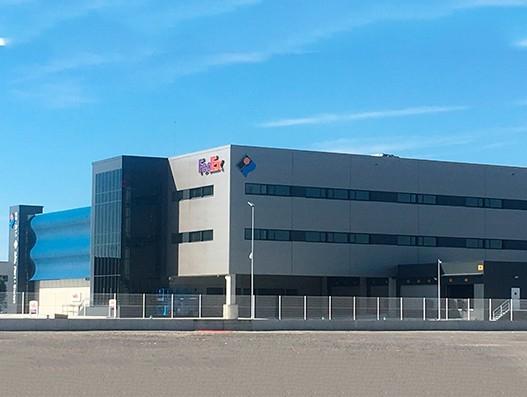 FedEx Express opens new Barcelona facility