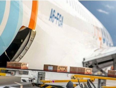 flydubai transports 16,52,000 kg of essential goods across its network