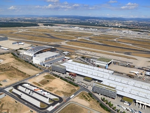 Frankfurt Airport's March cargo volume up by 9.8 percent