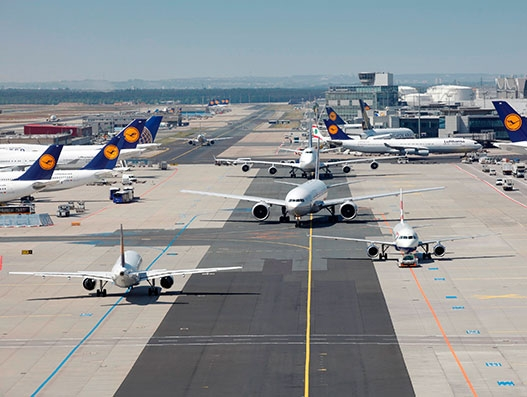 Frankfurt Airport registers 4.7% cargo growth in June 2017