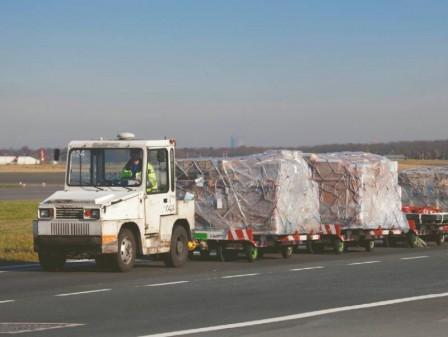 Fraport develops FRA-OS platform for cargo handling at Frankfurt Airport
