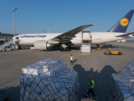 From Covid-19 Issue: While passenger flights stay on ground freight rates are flying high