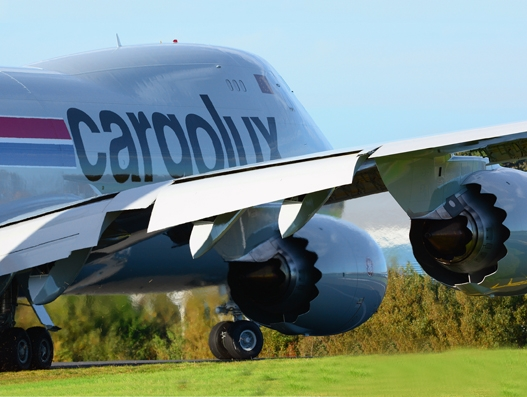 Cargolux 747-8 freighter becomes first to reach 1 million hours on the GEnx engine