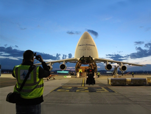 Volga-Dnepr Airlines continues to see upturn in movement of oil and gas cargoes