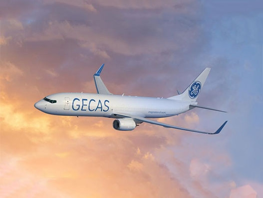 GECAS plans to convert further 30 737-800s to freighters