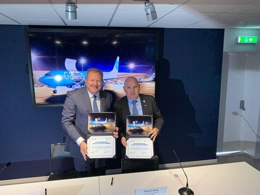 GECAS orders ten 737-800 Boeing Converted Freighters at Paris Air Show 2019