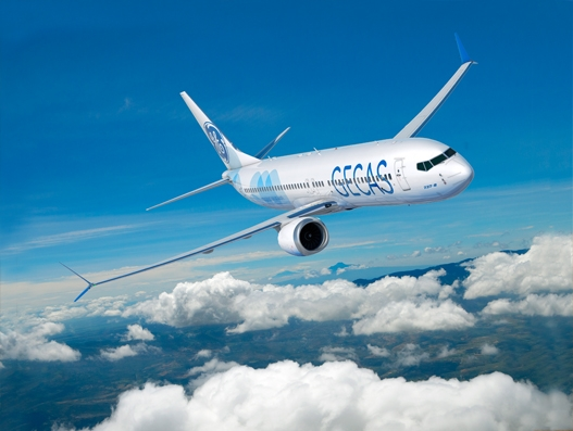 GECAS orders for 75 737 MAXs from Boeing