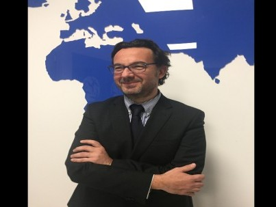 GEODIS appoints new managing director for Italy
